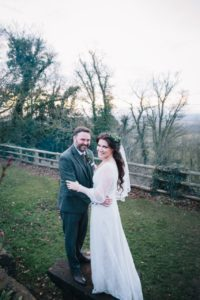 Bohemian bespoke wedding dresses in Stratford Upon Avon, Warwickshire bridal shop