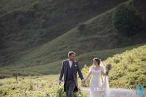 Wedding photography in the British countryside