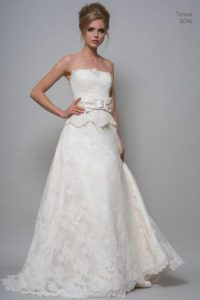 Wedding dresses by Louise Bentley in Stratford Upon Avon