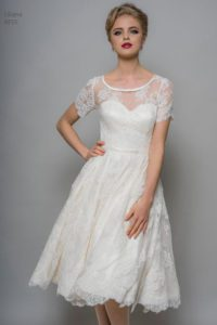 Wedding dress in Stratford Upon Avon