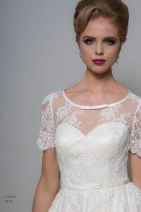 Loulou Bridal wedding dresses at Boho Bride Boutique, Statford Upon Avon