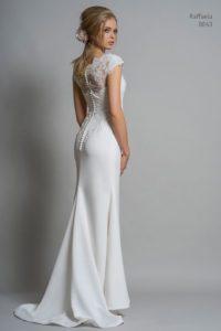 Louise Bentley wedding dresses at Boho Bride Boutique in Stratford Upon Avon