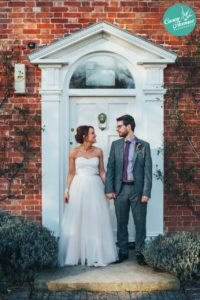 Princess wedding dress with sweetheart neckline from Stratford-Upon-Avon bridal boutique