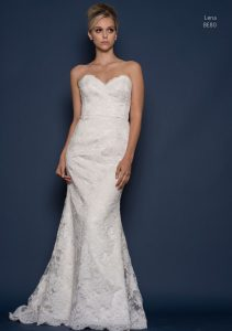 Louise Bentley wedding dresses in Stratford Upon Avon