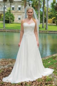 Platinum Bay Collection by Ivory and Co sweetheart neckline wedding dresses in North England