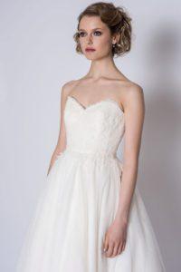 A-line traditional wedding dress, Stratford