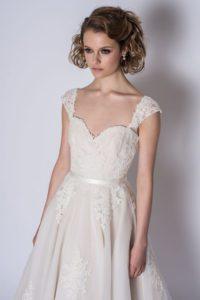 Vintage wedding dresses in North England
