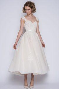 Loulou Bridal bohemian wedding dresses Warwickshire