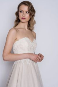 Designer wedding dresses by Loulou Bridal