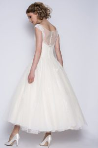 Short wedding dresses in Warwickshire, UK