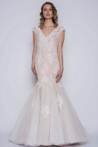Loulou Bridal wedding dresses in Stratford at Boho Bride Boutique