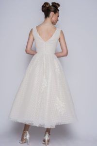 Formal summer Loulou Bridal wedding dresses