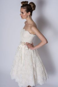 Loulou Bridal Wedding dresses at bridal boutique in Stratford