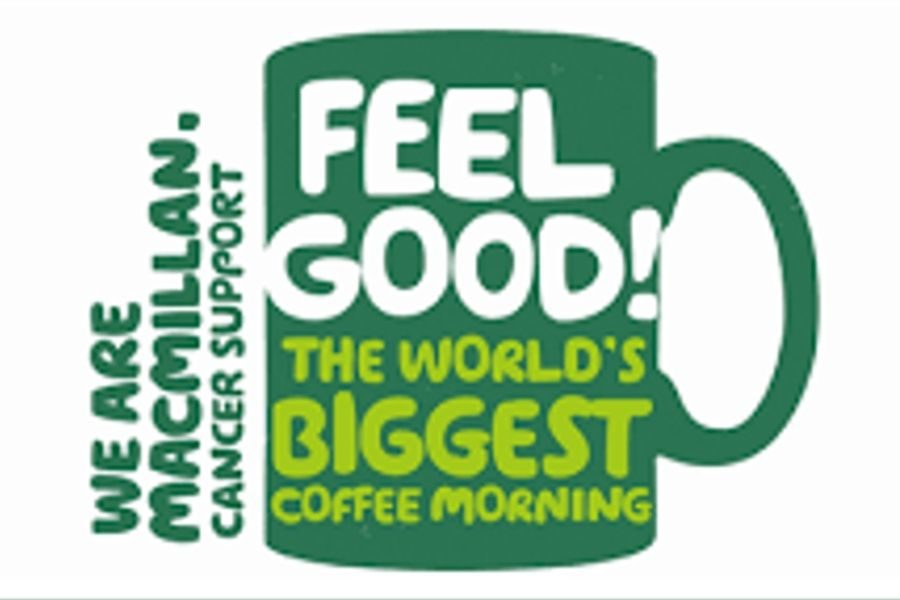 World's Biggest Coffee Morning in aid of Macmillan Cancer Support