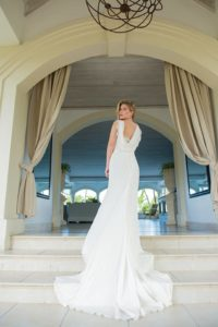 Platinum Bay Collection by Ivory and Co strapless summer wedding dresses in North England