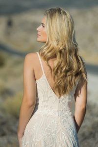 Euphoria by Ivory and Co flattering wedding dresses with a low back in Warwickshire