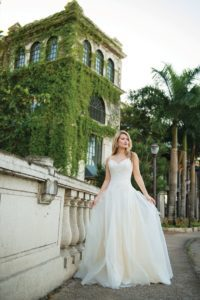 by Ivory and Co summer wedding dresses in North England