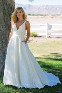 Floral Fever by Ivory and Co summer wedding dresses in UK