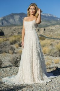 Euphoria by Ivory and Co flattering wedding dresses in Warwickshire