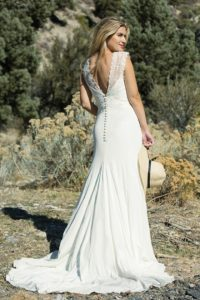 Country Belle by Ivory and Co designer wedding dresses in Stratford-Upon-Avon
