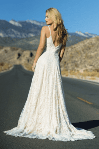Euphoria Rose by Ivory and Co flattering wedding dresses in Warwickshire