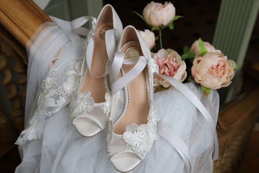 Bohemian and Vintage Wedding Shoes You'll Love