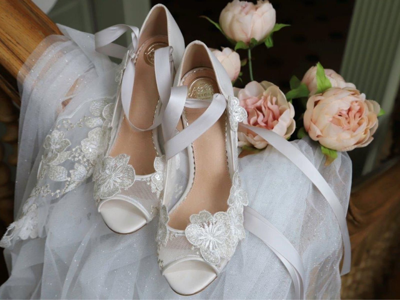 Boho Bride The Perfect Bridal Company wedding shoes