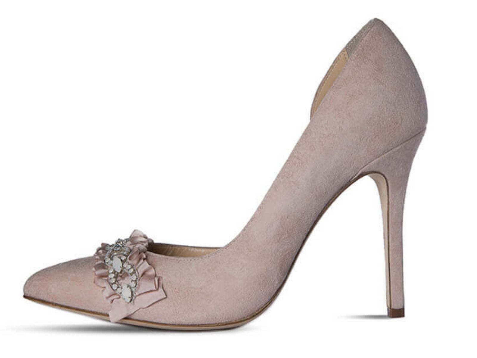 China doll wedding shoes Bridal Indulgence