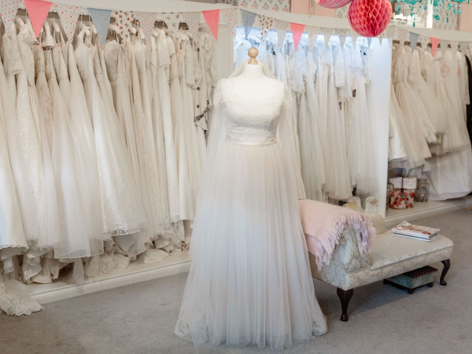 Boho Bride boutique at Stratford Upon Avon