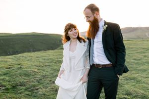 Boho style wedding shoot in the Peak District