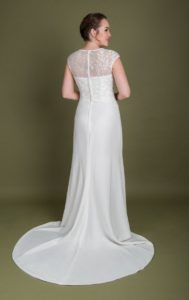 Plus Size Millie Grace wedding dresses in Stratford