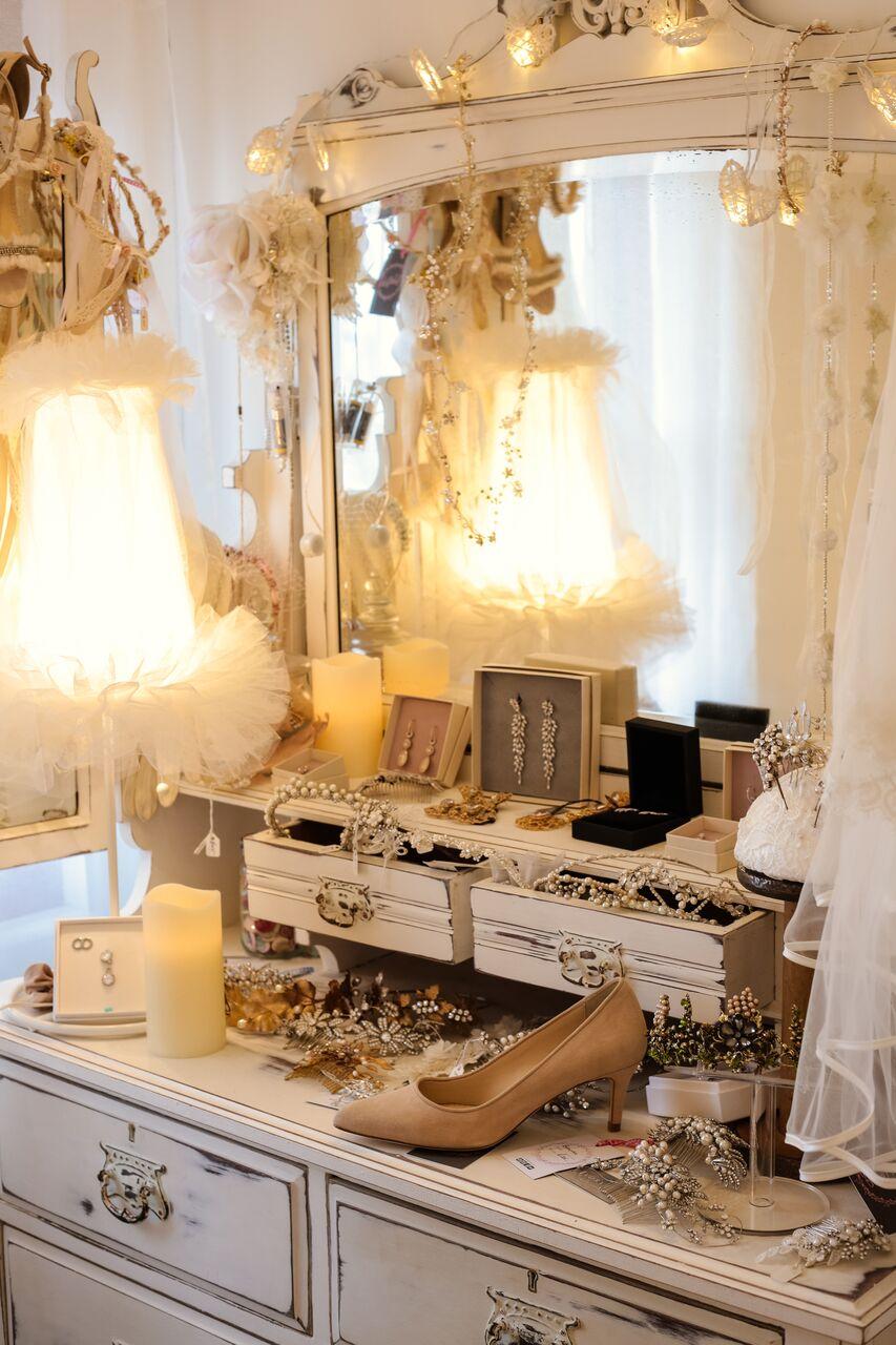 Bridal Accessories Boho Bride