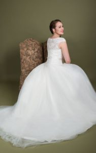 Plus size princess style wedding dresses in Stratford