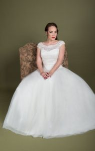 Plus size princess style wedding dresses