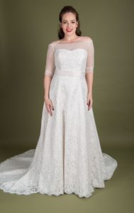 Plus Size wedding dresses warwickshire