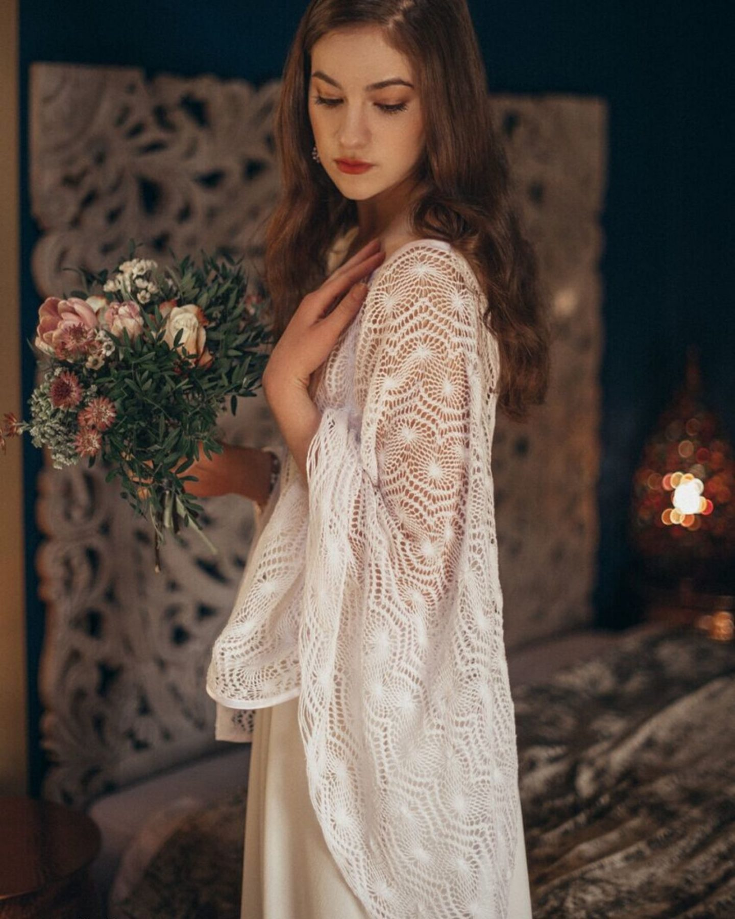 Wedding dress from Boho Bride's Freedom Collection