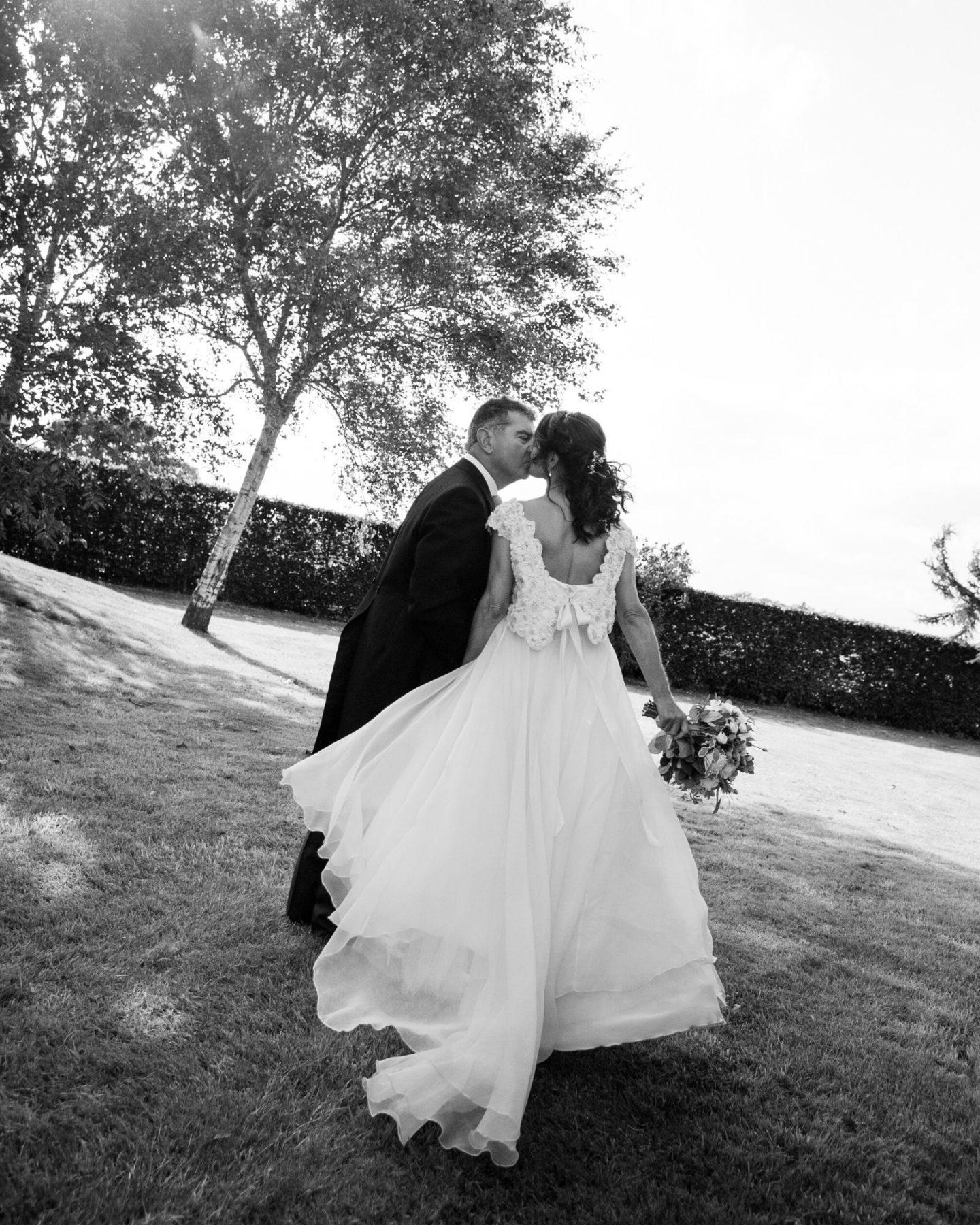 Wedding dress from Stratford Bridal Shop