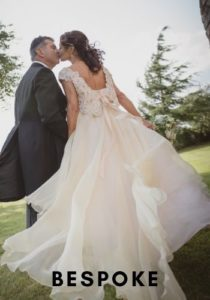 Bespoke wedding dresses in Stratford