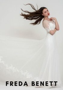 Freda Benett wedding dresses in Stratford