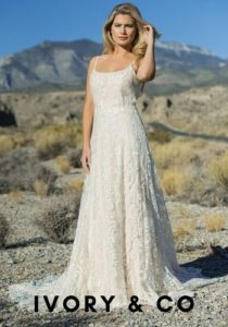 Ivory and Co wedding dresses in Stratford