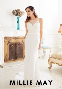 Millie May wedding dresses in Stratford