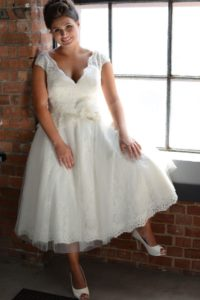 Plus size wedding dress in Stratford-Upon-Avon