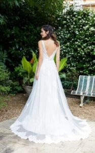 Affordable Millie May wedding dress stratford-upon-avon wedding dress shop