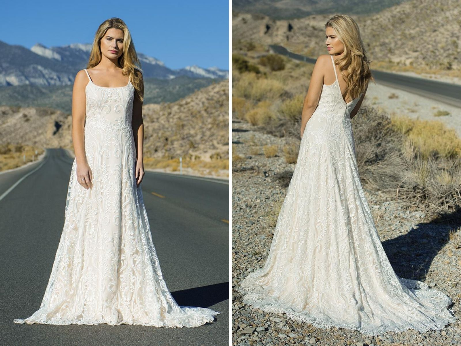 Euphoria statement wedding dress by Ivory and Co