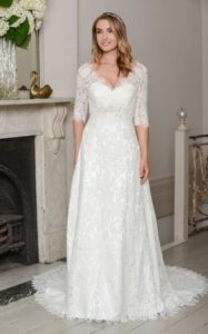 Lace Millie May wedding dresses stratford-upon-avon