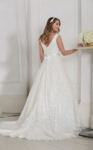 Millie May traditional wedding dress bridal boutique stratford-upon-avon.