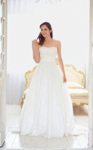 princess gown wedding dresses by Millie May Bridal Stratford