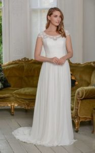 Sophisticated Millie May wedding dress stratford-upon-avon wedding dress shop
