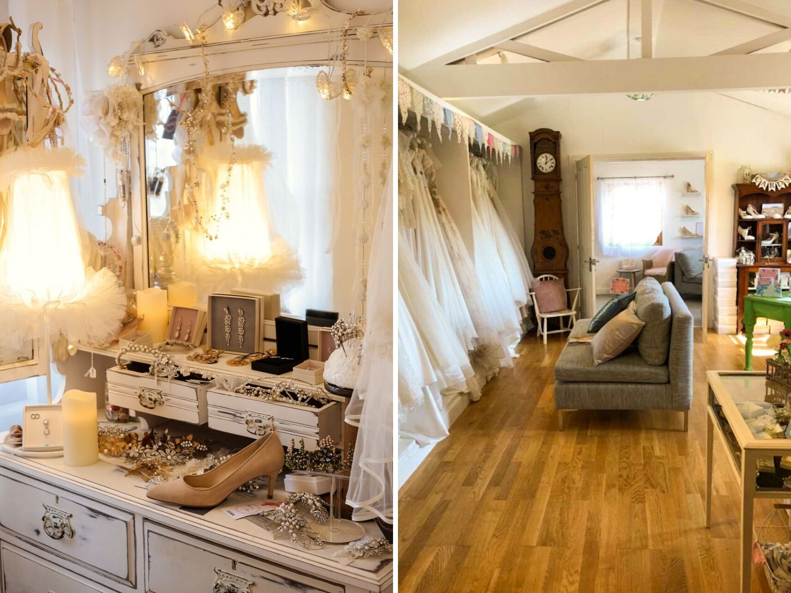 Boho Bride Boutique wedding dress shop in Stratford-upon-Avon