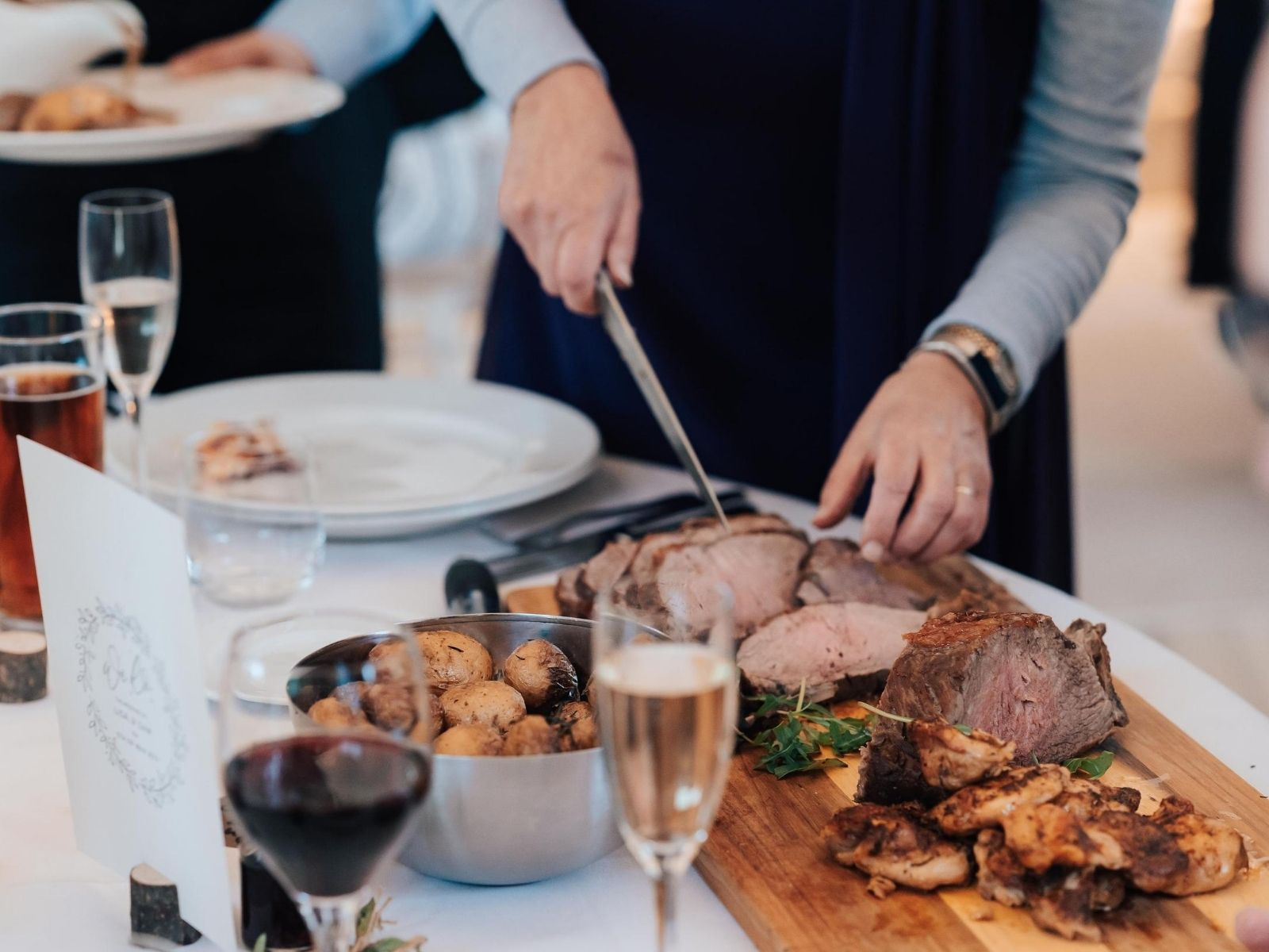 shakespeare spit roast company wedding caterers